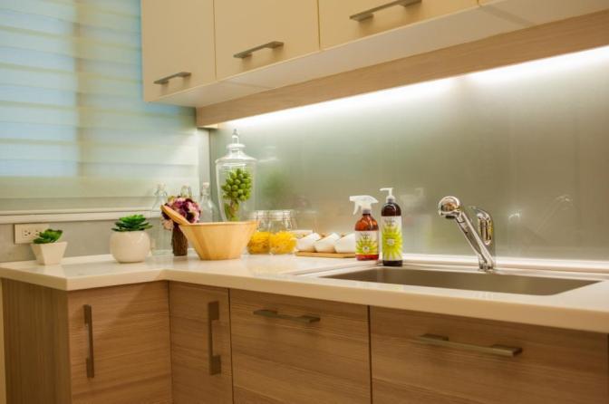 新廚房美學,不只清潔更帶入北歐氣息