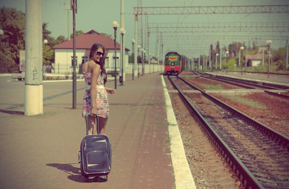出發吧!一個人的旅行