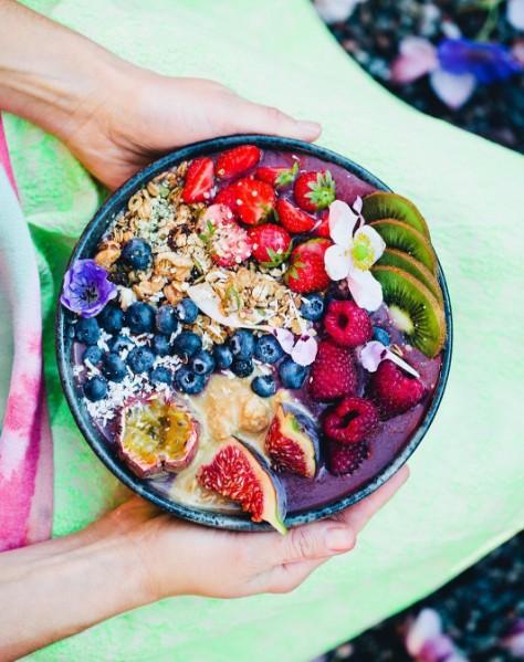 Instagram的視覺與味覺饗宴,快跟上綠色素食新潮流!